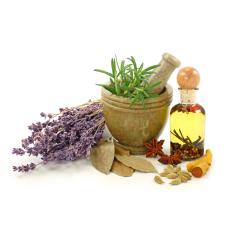 Использование эфирных масел в лечении кожных заболеваний