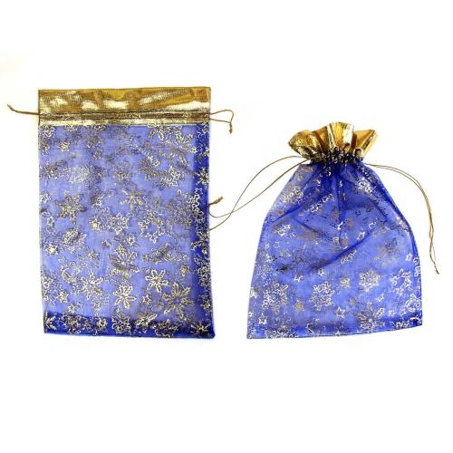 Мешочек подарочный средний из органзы в ассортименте