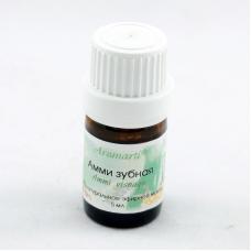 Амми зубная эфирное масло (5мл)