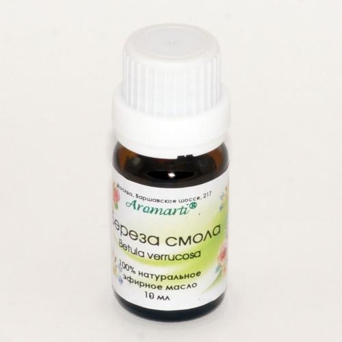 Березовая смола (рект.) эфирное масло (10мл)