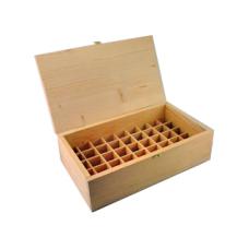 Ящичек для эфиров деревянный 45 ячеек