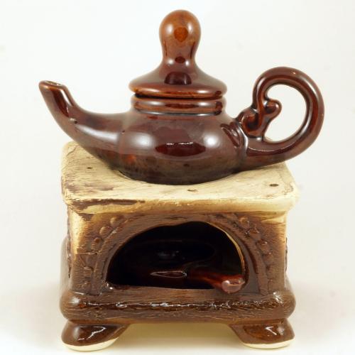 Чайник большой аромалампа (16см)