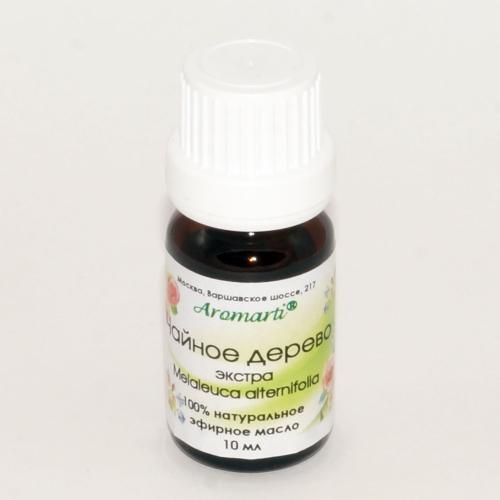 Чайное дерево (экстра) эфирное масло фармакопейное (10мл)