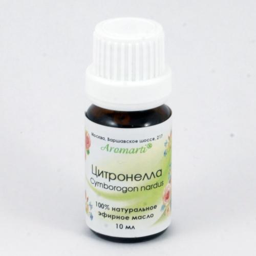 Цитронелла эфирное масло (10мл)