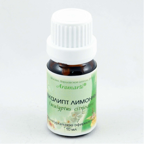 Эвкалипт лимонный эфирное масло (10мл)