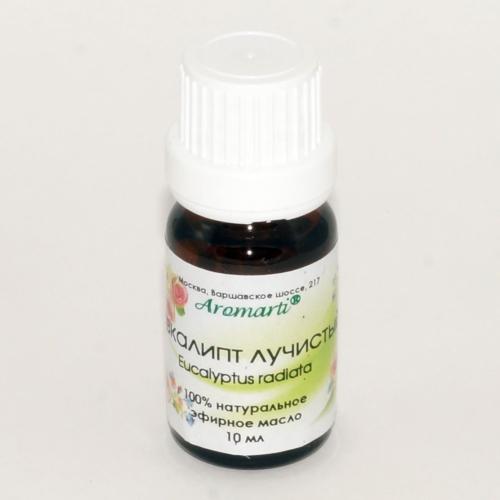 Эвкалипт лучистый (радиата) эфирное масло (10мл)