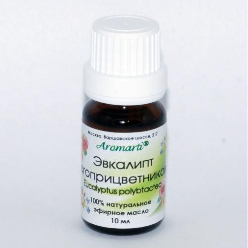 Эвкалипт многоприцветниковый эфирное масло (10мл)