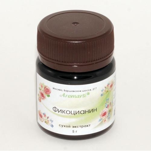 Фикоцианин сухой экстракт (5г)