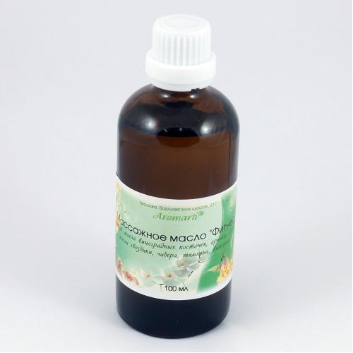 Массажное масло «Фитнес» (100мл)