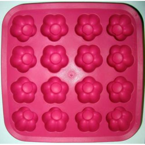 Формочки для мыла и плиток цветочки