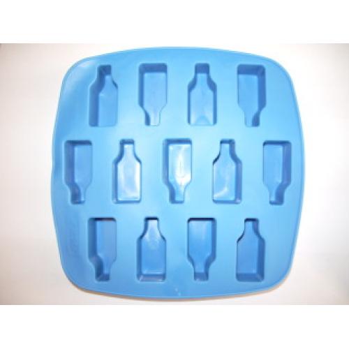 Формочки для мыла и плиток бутылочки