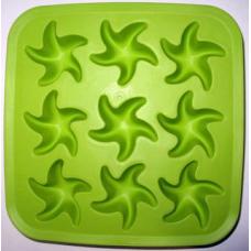 Формочки для мыла и плиток звездочки