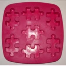Формочки для мыла и плиток пазлы