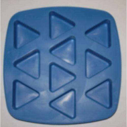 Формочки для мыла и плиток треугольники
