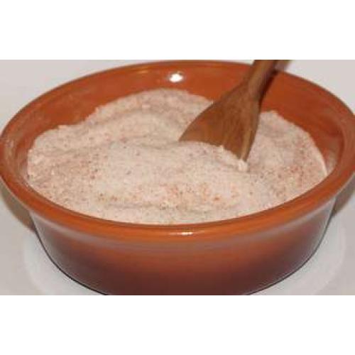 Гималайская розово-красная соль мелкий помол 0,5-1мм (500г)