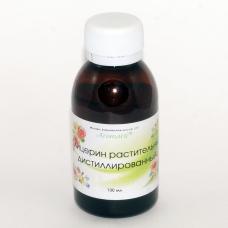 Глицерин растительный дистиллированный (100мл)