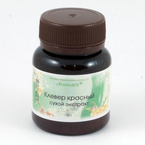 Клевер красный сухой экстракт (20г)