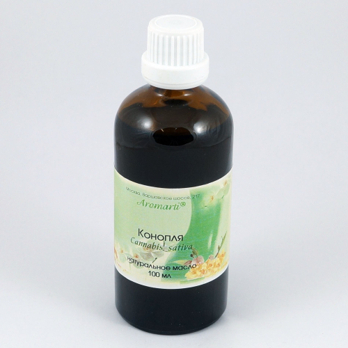 Конопля масло (100мл)