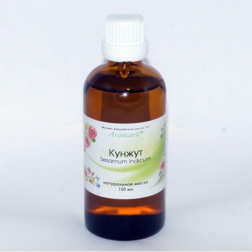 Кунжутное (Сезамовое) масло (100мл)