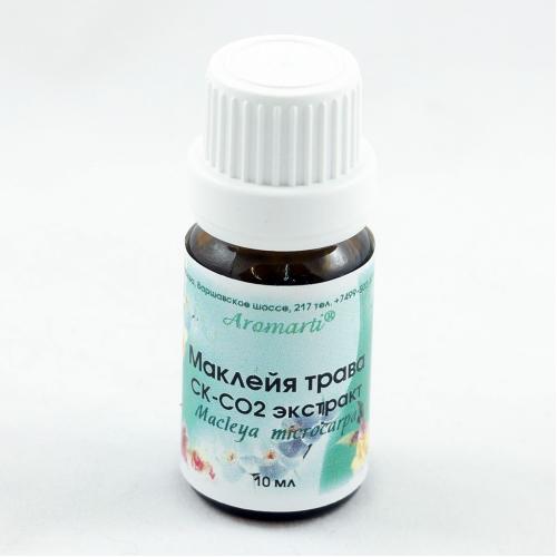 Маклейя экстракт СК-СО2 (10мл)