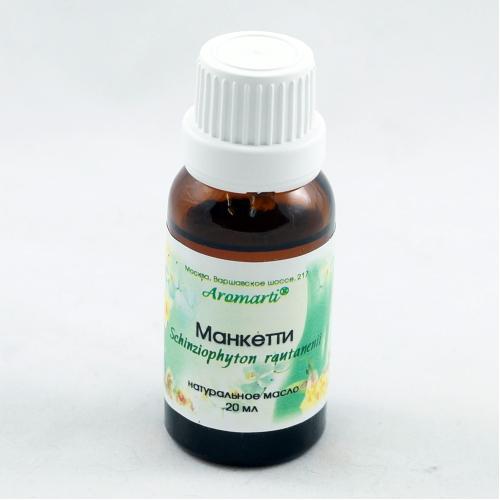 Манкетти масло (20мл)