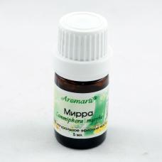 Мирра эфирное масло (5мл)