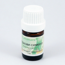 Моркови семена эфирное масло (5мл)