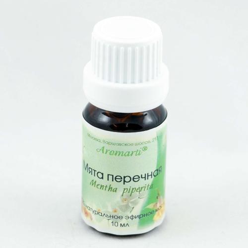 Мята перечная эфирное масло фармакопейное (10мл)