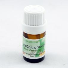 Роза болгарская эфирное масло (1мл)