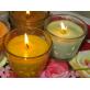 Ароматическая свеча Роза-Уд
