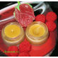 Мягкий Малиново-арбузный увлажняющий бальзам для губ