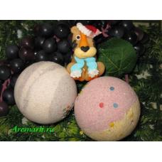 Рождественские бомбочки для ванной