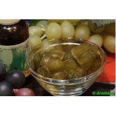 Лед для лица с виноградом