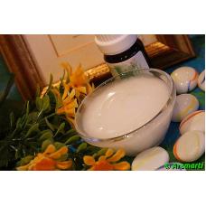 Персиковое молочко для лица и тела