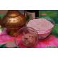 Розовая маска для жирной и проблемной кожи лица