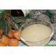 Блестящее кокосовое массажное масло