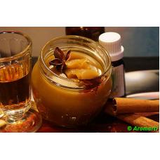 Согревающее масло для тела «Глинтвейн»