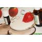 Лосьон для тела с антицеллюлитным и подтягивающим эффектом «Клубничный день»