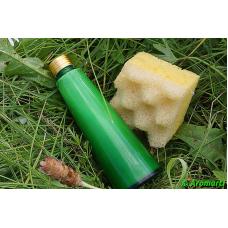 Легкое мыло-суфле «Лайм и кедр»