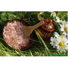 Гималайская розовая соль-ванночка для ног «Легкая походка»