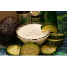 Крем для зрелой кожи «Авокадо и огурец»