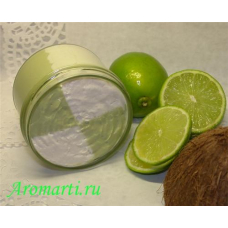 Увлажняющий крем для тела «Кокос и лайм»