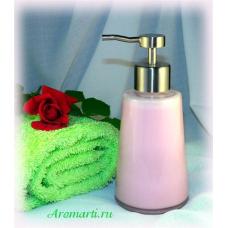 Ухаживающий крем – душ для тела «Молдавская роза и перец»