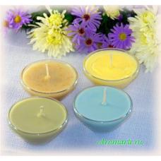 Ароматические свечи из соевого воска «Осенний вальс»